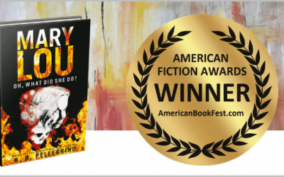 "2020 American Fiction Awards Winner – ""Mary Lou: Oh, What Did She Do?"""