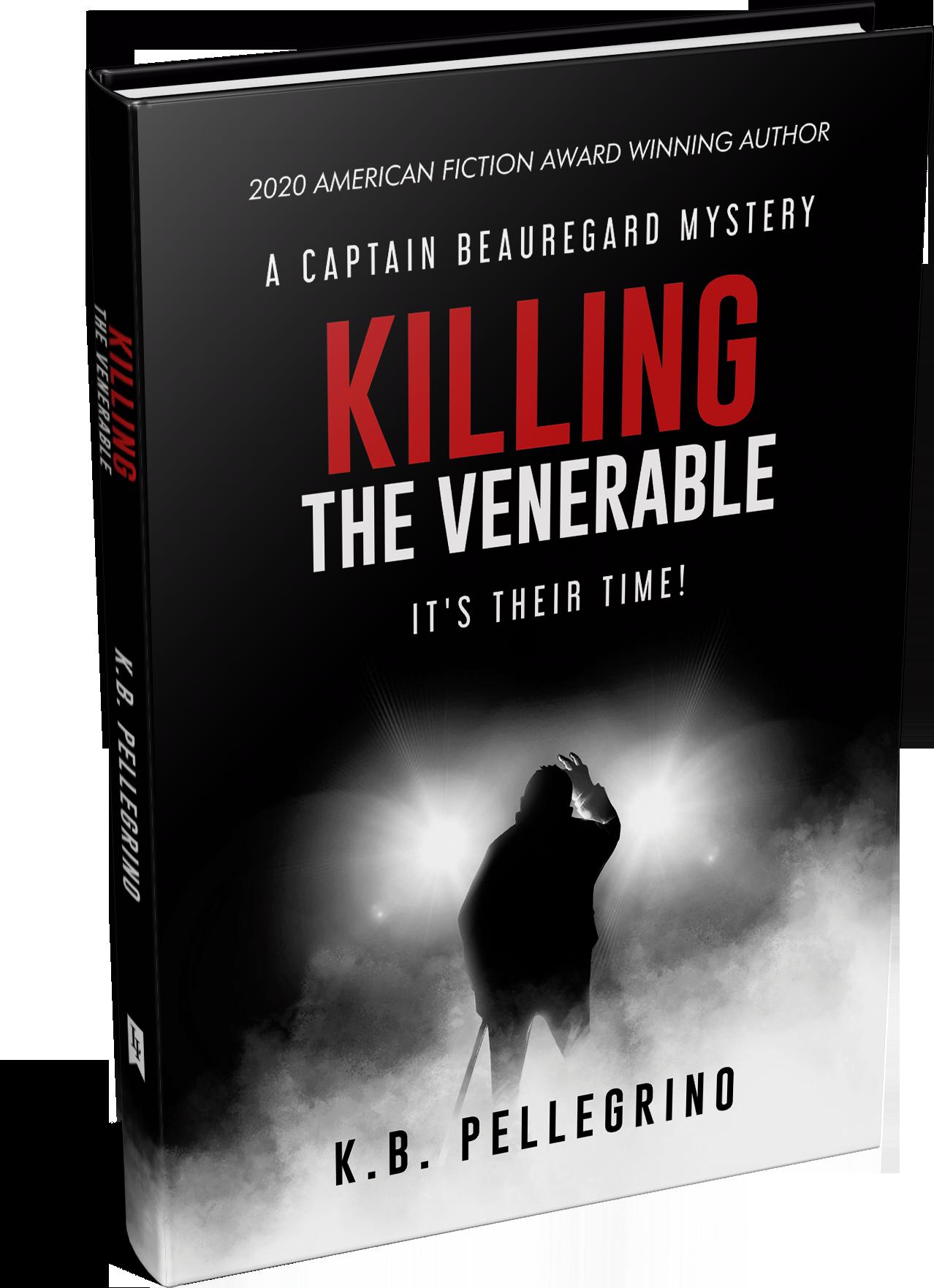 Killing-The-Venerable by K.B. Pellegrino